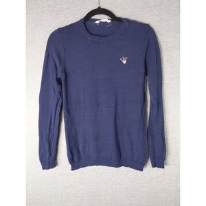 FREE 🎁 Bluenotes Sweater with Crown Patch
